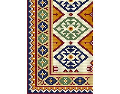 Carpet Design Reproduction 2020