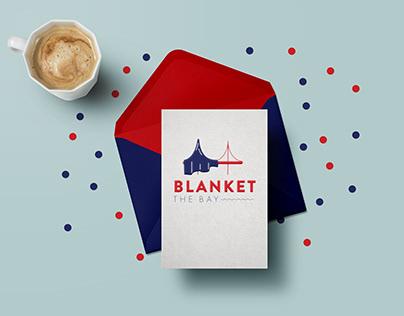 Blanket the Bay Logo