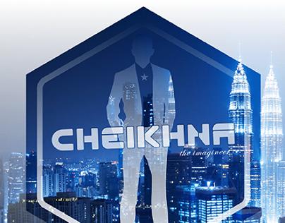 Cheikhna logo design