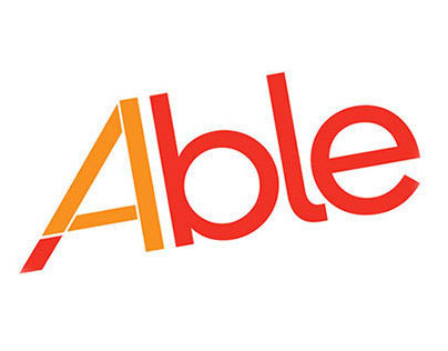 ABLE: branding / identity project
