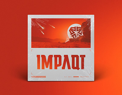 Impaqt 'Festival of Titans'–Festival Identity