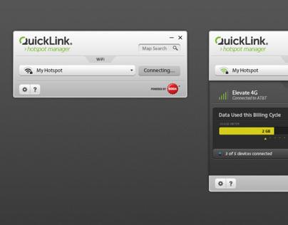 QuickLink Hotspot Manager