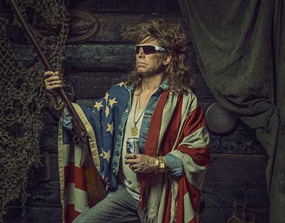 KING AMERICA