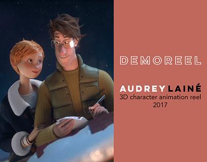 Animation Demoreel