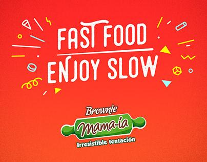 Fast food Mama-ía