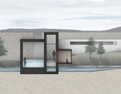 Saco Lake Bath House