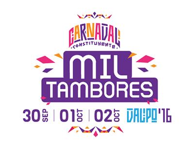 Mil Tambores 2016