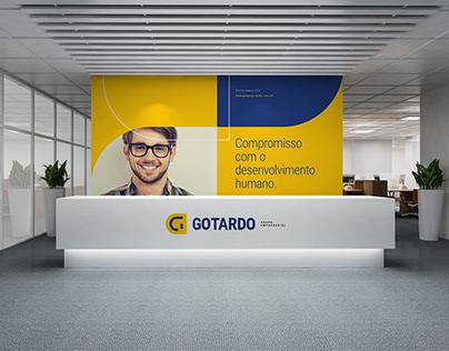 Gotardo branding