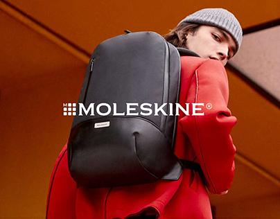 Moleskine® Redesign concept