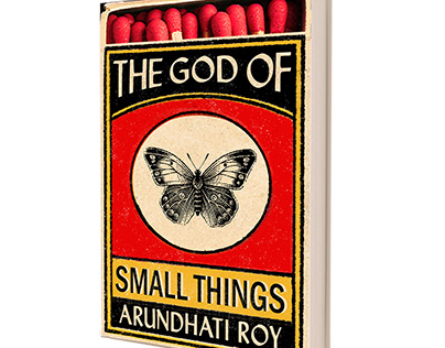 Cover design for THE GOD OF SMALL THINGS