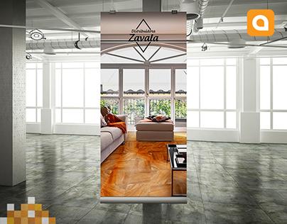 Zavala | Diseño gráficas para tienda