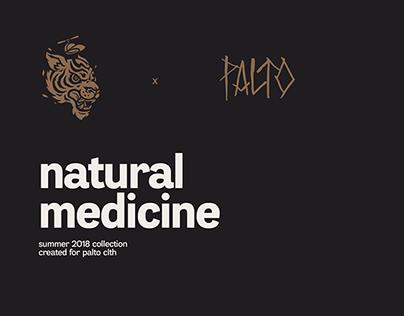 NATURAL MEDICINE - PALTO CLTN