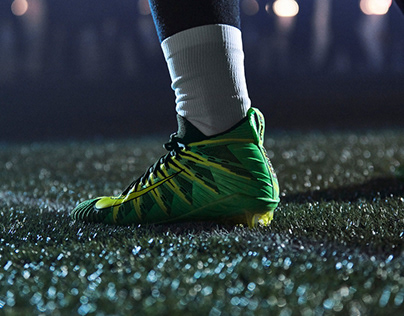 Nike: Alpha Menace Elite
