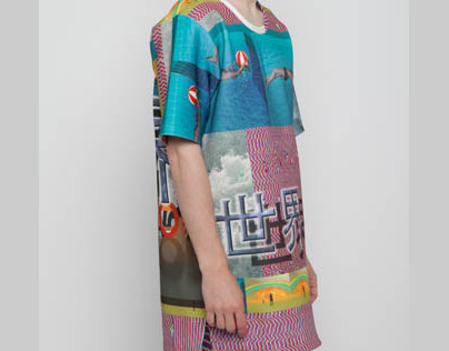 Digitally Printed Garments