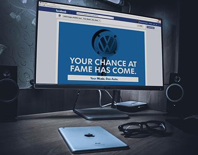 Volkswagen Facebook App