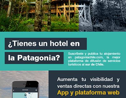 Campaña mailing para PatagoniaChile.com