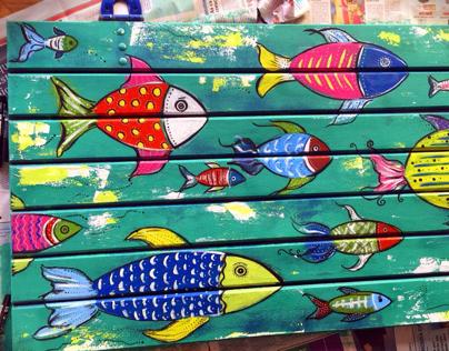 FISH. FISH. FISH