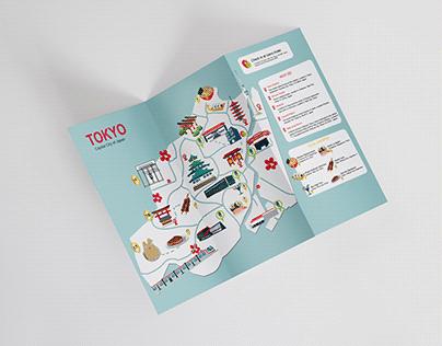 Infographics Brochure (Tokyo)