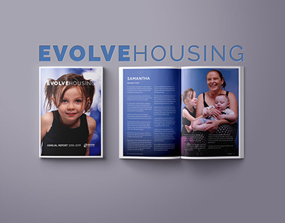 EVOLVE HOUSING : 2017–2018 Annual Report