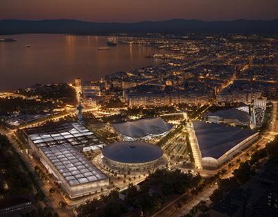 Thessaloniki ConfEx Park