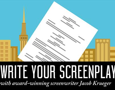 Write Your Screenplay