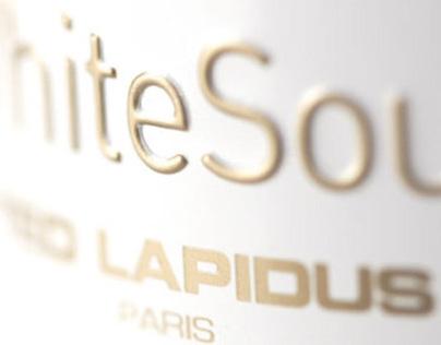 TED LAPIDUS / WHITE SOUL