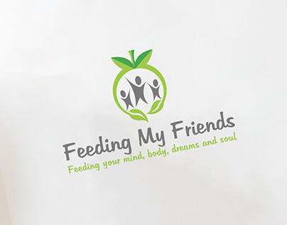 Natural Fruit Logo Design