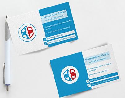 Business Card | Eleni Anastasiou
