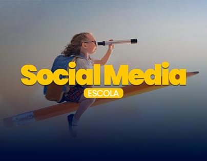 Social Media - Vol.01 - Escola LIG