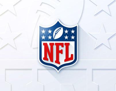 NFL Digital Rebrand