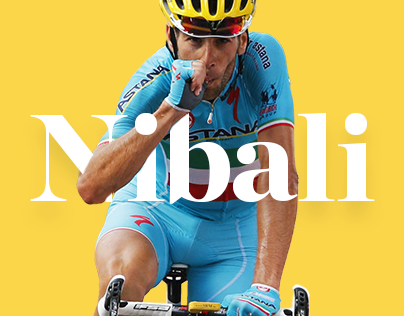 Il Tour di Nibali Website