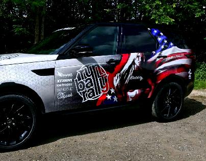 "New Land Rover Discovery ""Badchix"""