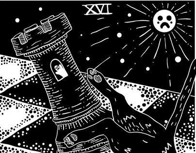 The Cat Tarot | Major Arcana | Batch 1