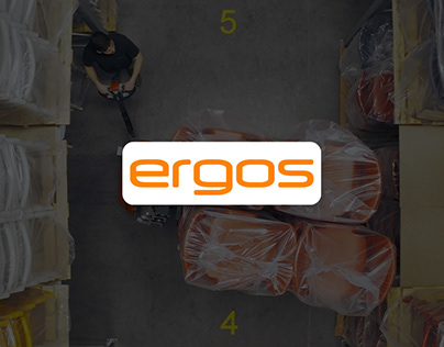 ERGOS • Styleframe & Visual Look