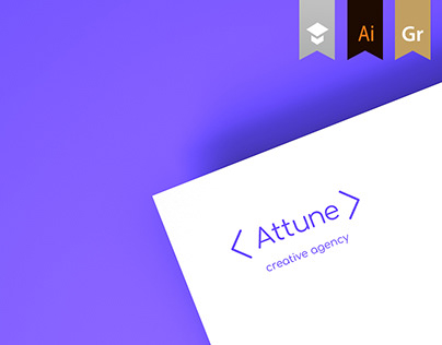 Attune - creative agency