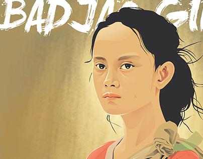Badjao Girl