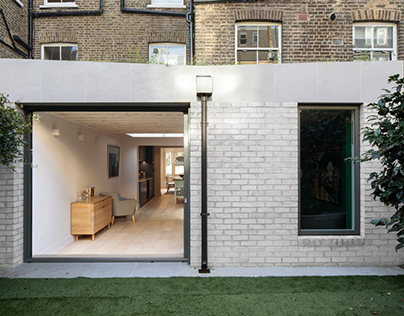 Applegarth Road by Sam Tisdall Architects LLP