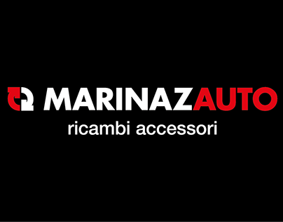 Logo restyling for Marinazauto shops