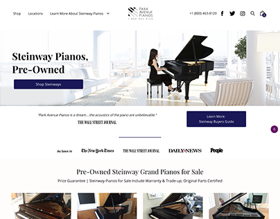 Steinway Grand - Gently Used Steinway Pianos - Shopify