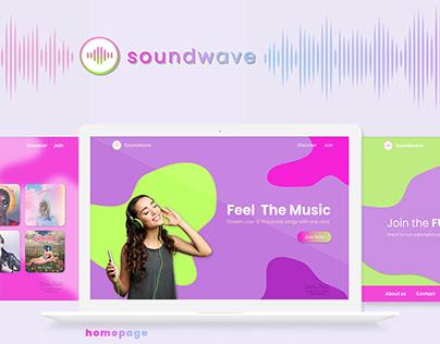 UI Design_Music Player Concept
