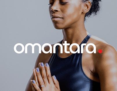 Brand Identity Design For Omantara