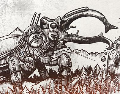 Жуки Великой Войны / Beetles of the Great War