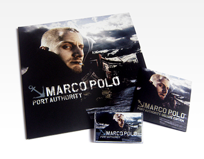 Marco Polo 'Port Authority : Deluxe Redux' project