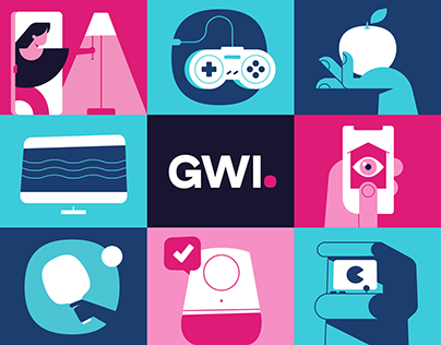 GWI - Illustration Library