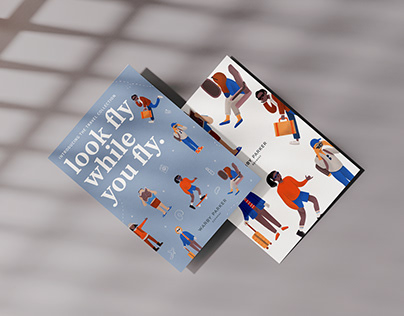 Warby Parker Campaign Illustrations