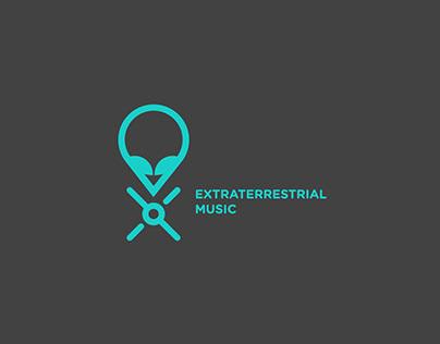 Extraterrestrial Music: Brand Identity