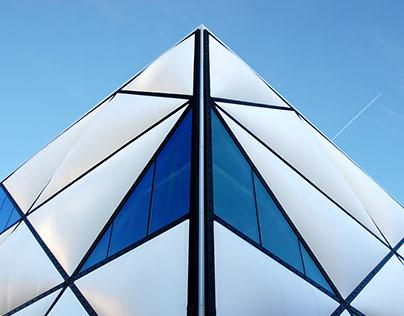 Architectures #6 OBLIQUE LINES