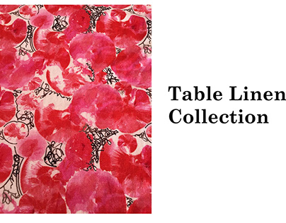 Table linen collection