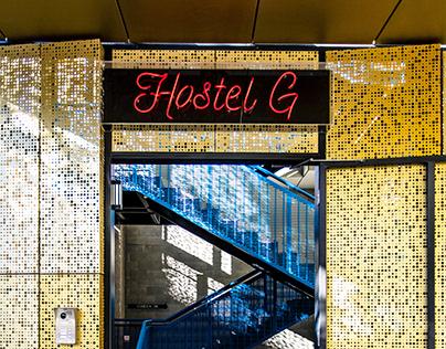 Hostel G / Branding