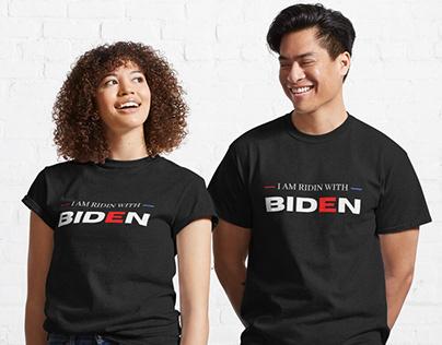 I Am Riding with Biden